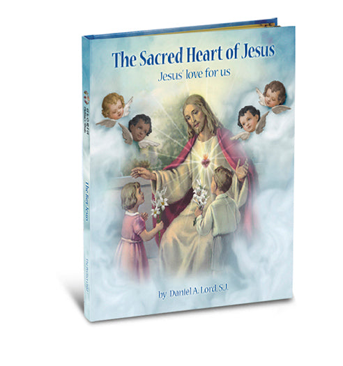 """The Sacred Heart"" Children's Book"