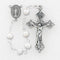 Handcrafted Genuine Freshwater Pearl First Communion Rosary