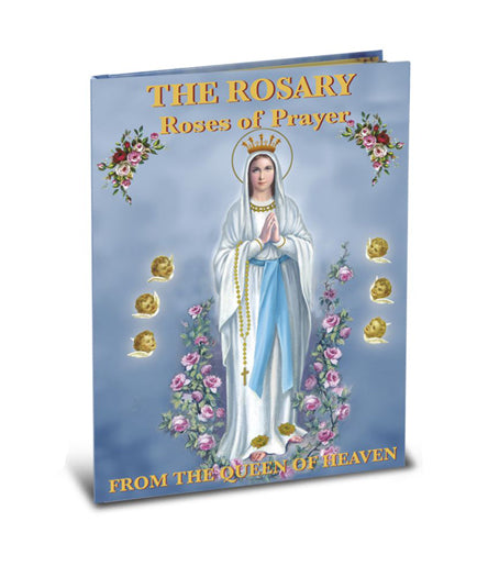 """The Rosary Roses of Prayer"" Children's Book"