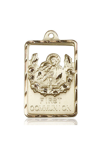 Communion - First Reconciliation Medal | 14kt Gold