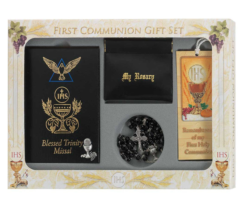 6 pc. Deluxe Communion Gift Set (2 Color Options)