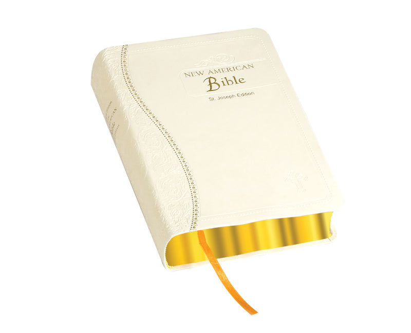 St. Joseph New American Bible Dura-Lux Gift Editions (Medium Size)
