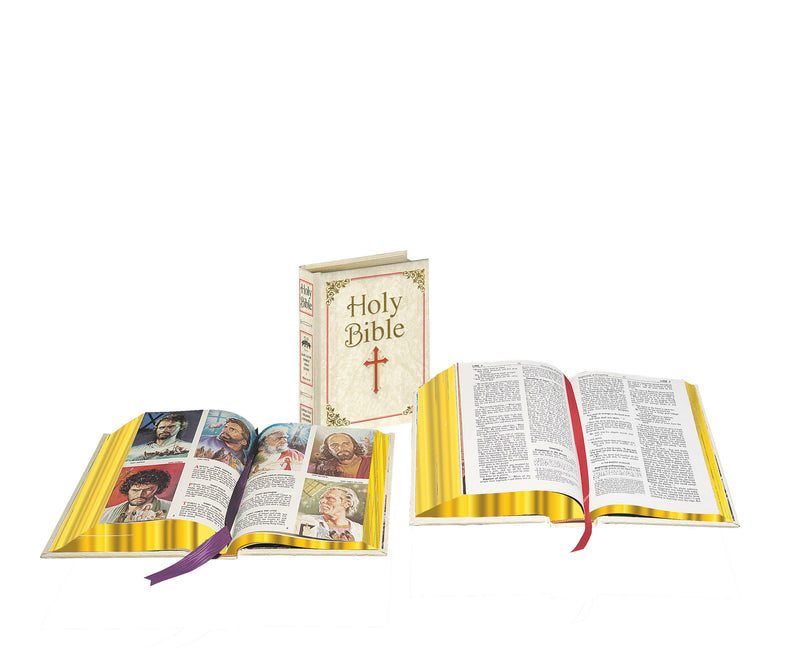 St. Joseph New American Bible Family Edition