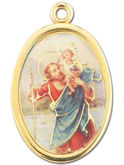 St. Christopher - Patron of Travelers