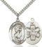 St. Christopher EMT Sterling Silver Medal
