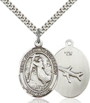 St. Joseph of Cupertino Sterling Silver Medal