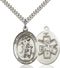 Guardian Angel EMT Sterling Silver Medal