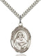 St. Bede the Venerable Sterling Silver Medal