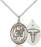 St. Agatha Medical Profession Sterling Silver Medal