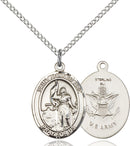 St. Joan of Arc U.S. Army Sterling Silver Medal