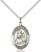 Our Lady of Loretto Sterling Silver Medal