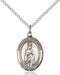 Our Lady of Fatima Sterling Silver Medal