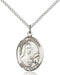 St. Therese Sterling Silver Medal