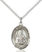 Our Lady of the Railroad Sterling Silver Medal