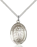 Our Lady of Tears Sterling Silver Medal