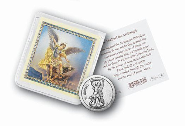 St Michael - Patron of Protection