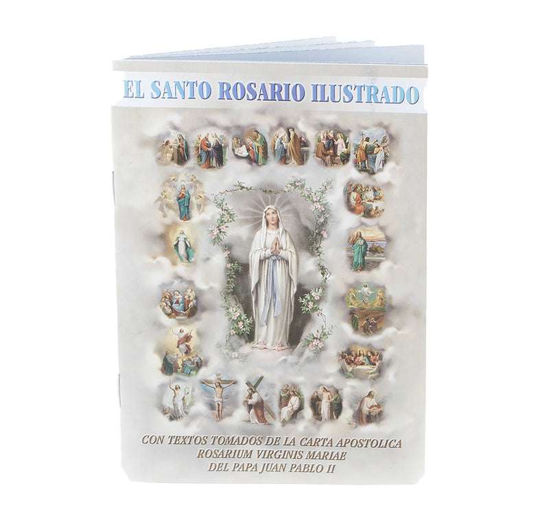 Spanish Mysteries of the Rosary