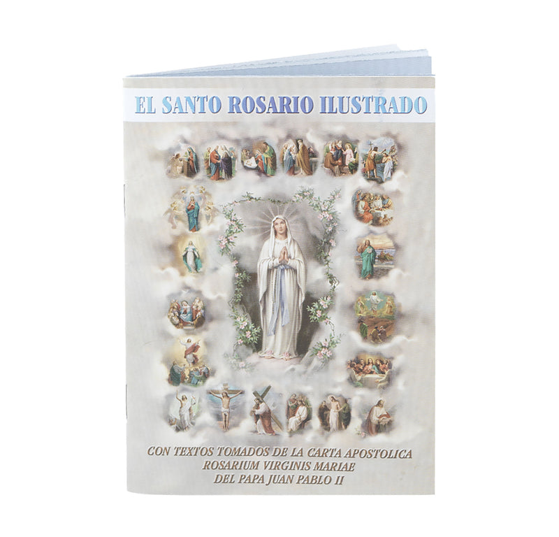 Spanish Mysteries of the Rosary (Pocket Size)