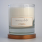 Mary the Immaculate Conception | Soy Free + Fragrance Free Candle