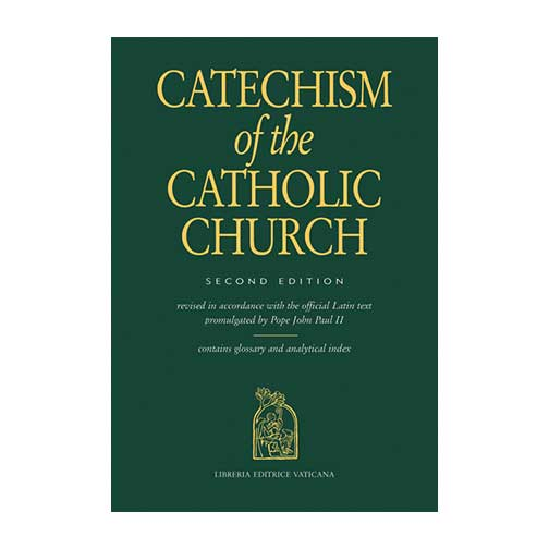 Catechism of the Catholic Church, Second Edition (Also Available in Spanish)