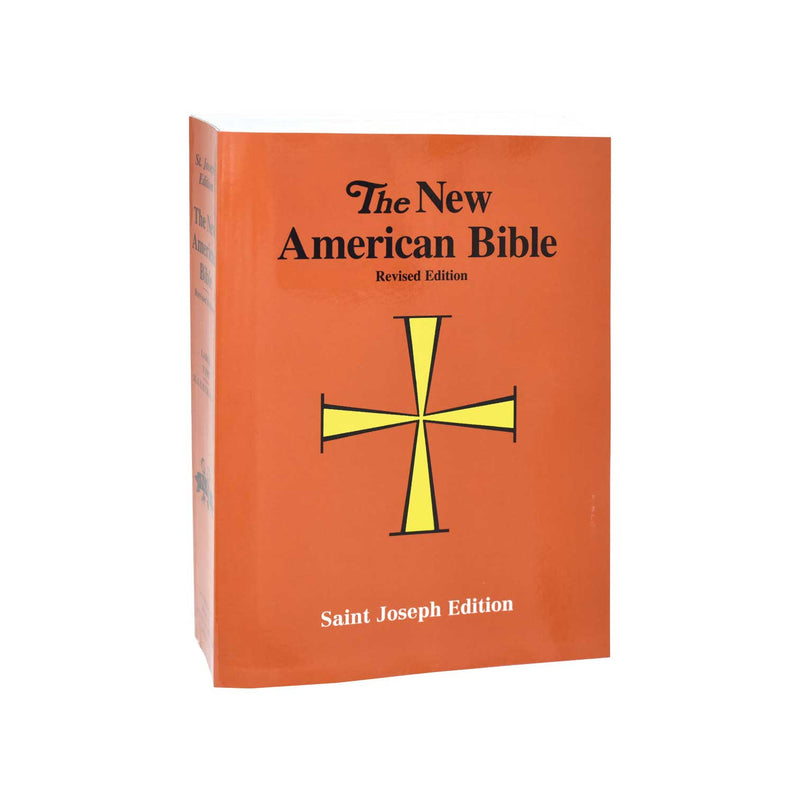 St. Joseph New American Bible Student Edition Full Size
