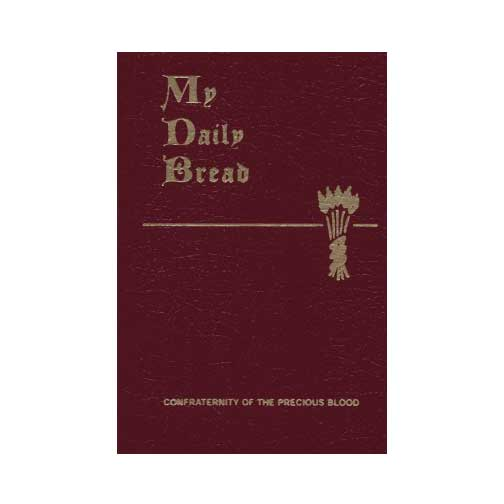 My Daily Bread (Pocket Edition) by Fr. Anthony J. Paone, S.J.