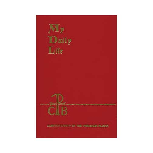 My Daily Life (Pocket Edition) by Fr. Anthony J. Paone, S.J.