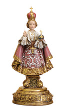 Infant of Prague Figure - Color - 9.5""