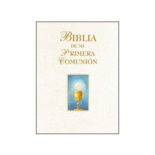 My First Communion Bible (Spanish)