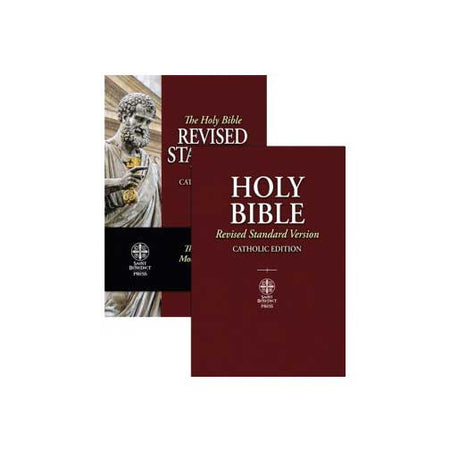 Bible: Revised Standard Version - Catholic Edition