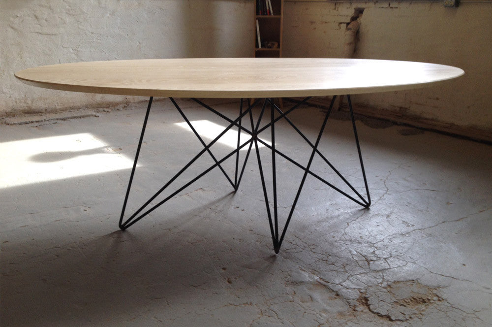 Multi-Axis Dining Table