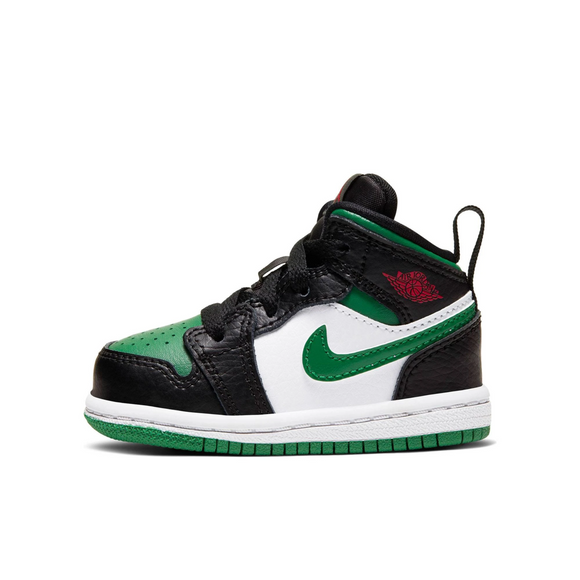 Air Jordan 1 (Pine Green Toe) Toddler TD - airdrizzykicks.com