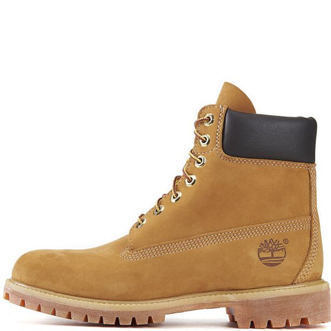 Timberland Wheat 6 Inch Premium Boot