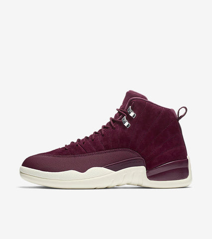 Air Jordan Retro 12 XII 'Bordeaux'