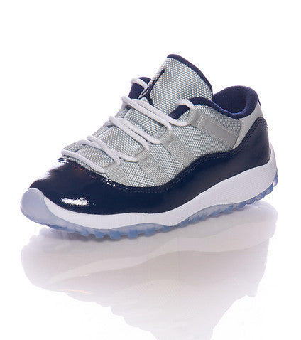 huge discount 61032 de21e Air Jordan Retro 11 XI 'George Town' Toddler TD & Preschool ...