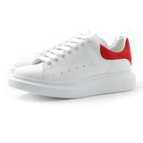 "Alexander Mcqueen Oversized Sneakers ""Lust Red"" - airdrizzykicks.com"