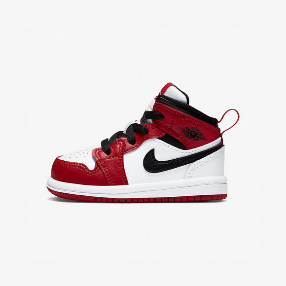 Air Jordan 1 Mid Toddler 'Chicago' Toddler TD & Preschool PS - airdrizzykicks.com
