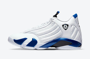 "Air Jordan Retro 14 ""Hyper Royal""Mens - airdrizzykicks.com"