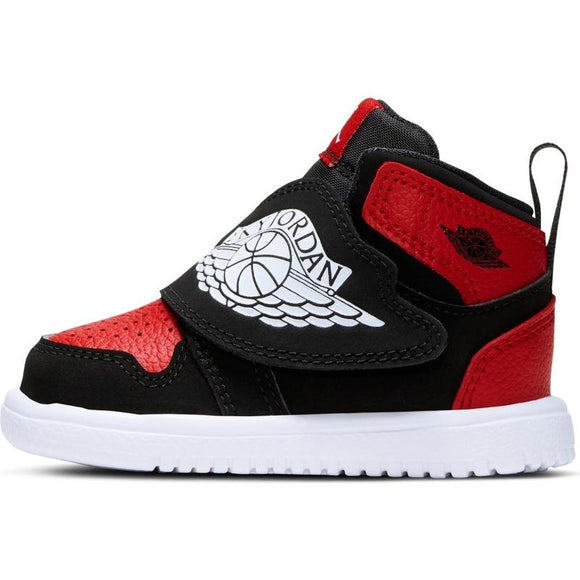 Air Jordan SKY 1 (Red) Toddler - airdrizzykicks.com