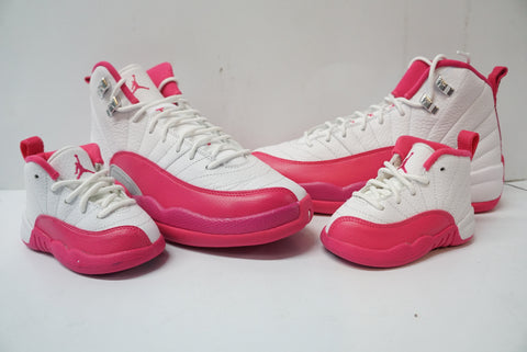 Air Jordan Retro 12 XII valentine Toddler Gradeschool Mens