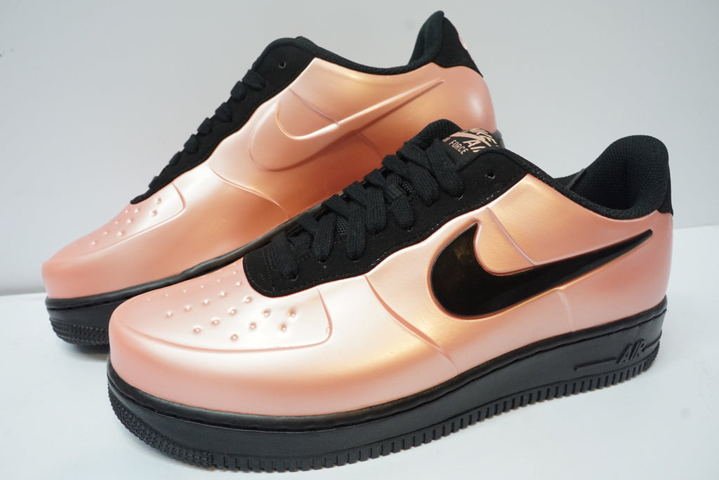huge discount 7751e 7b121 Nike Air Force 1 Foamposite Pro Cup Low 'Stardust' Mens