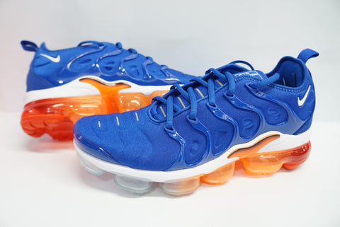 "Nike Air VaporMax Plus ""Game Royal"" Mens blue orange 924453-403"