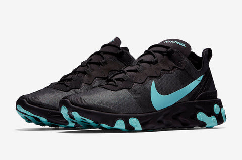 "Nike Air React Element 55 'Jade"" Mens"