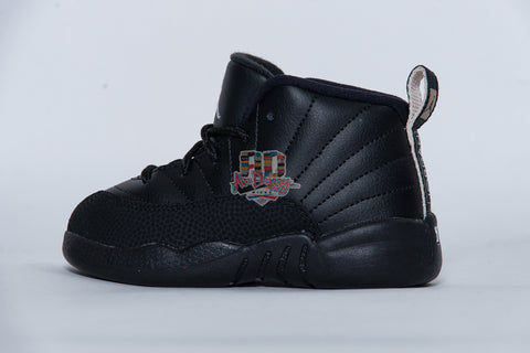 Air Jordan Retro 12 XII 'The Master'  Toddler TD & Preschool PS - airdrizzykicks.com
