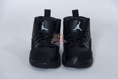 cheap for discount f44fc c9a7d Air Jordan Retro 12 XII  The Master  Toddler TD   Preschool PS