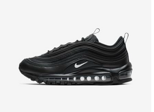 Nike Air Max 97 (Black Reflective) GS Grade School - airdrizzykicks.com