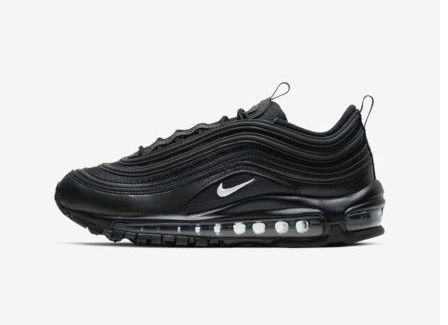 Nike Air Max 97 (Black Reflective) GS Grade School