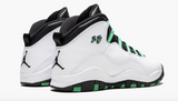 "Air Jordan 10 Retro 30th Anniversary  ""Verde"" Gs Gradeschool - airdrizzykicks.com"