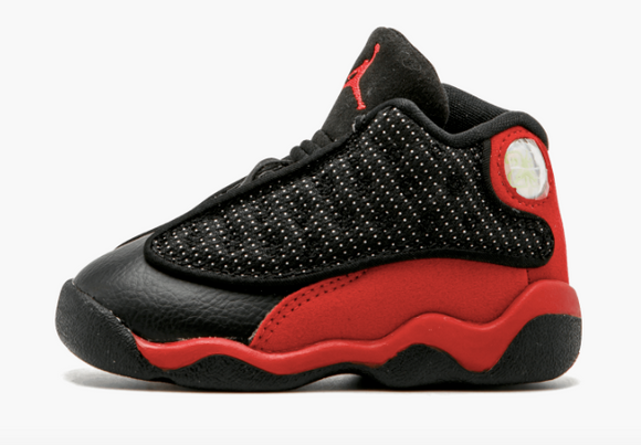 Air Jordan Retro 13 XIII 'Bred' Toddler TD & Preschool PS - airdrizzykicks.com