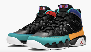 "Air Jordan 9 Retro  ""Dream It Do It"" GS Gradeschool - airdrizzykicks.com"